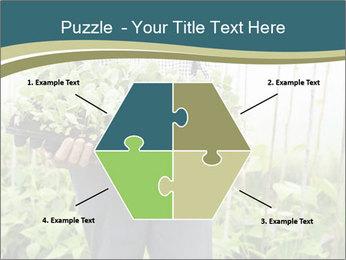 Organic Farmer PowerPoint Templates - Slide 40