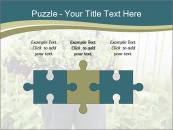 Organic Farmer PowerPoint Templates - Slide 42