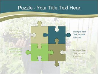 Organic Farmer PowerPoint Templates - Slide 43