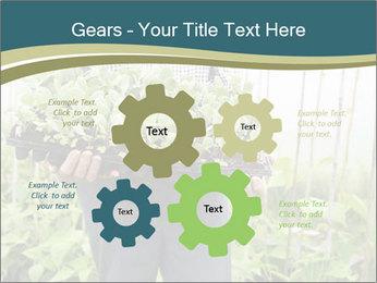 Organic Farmer PowerPoint Templates - Slide 47