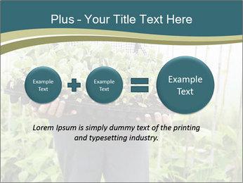 Organic Farmer PowerPoint Templates - Slide 75