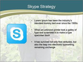 Organic Farmer PowerPoint Templates - Slide 8