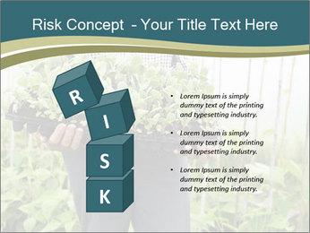 Organic Farmer PowerPoint Templates - Slide 81