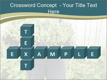 Organic Farmer PowerPoint Templates - Slide 82