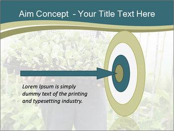 Organic Farmer PowerPoint Templates - Slide 83