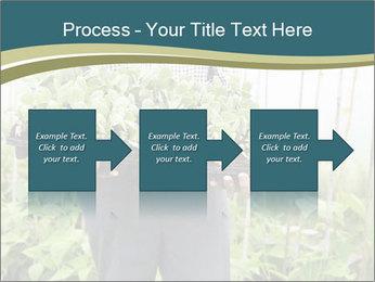 Organic Farmer PowerPoint Templates - Slide 88