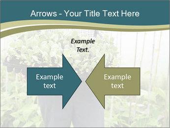 Organic Farmer PowerPoint Templates - Slide 90