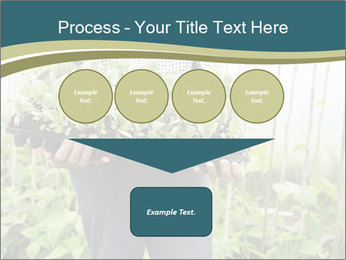 Organic Farmer PowerPoint Templates - Slide 93