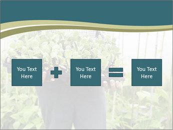 Organic Farmer PowerPoint Templates - Slide 95
