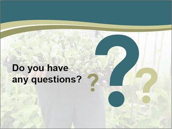 Organic Farmer PowerPoint Templates - Slide 96