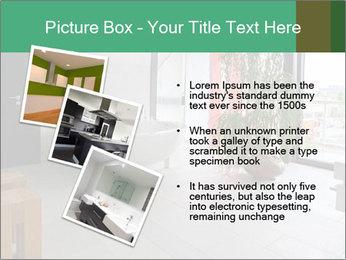 Beautiful interior PowerPoint Template - Slide 17