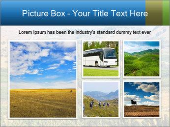 North Israel PowerPoint Template - Slide 19