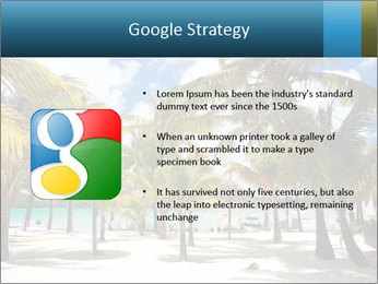 Beautiful tropical beach PowerPoint Template - Slide 10