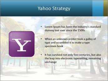 Beautiful tropical beach PowerPoint Template - Slide 11