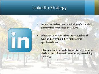 Beautiful tropical beach PowerPoint Template - Slide 12