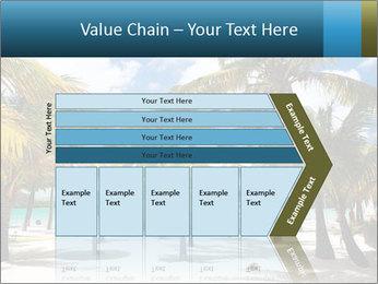Beautiful tropical beach PowerPoint Template - Slide 27