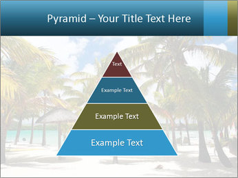 Beautiful tropical beach PowerPoint Template - Slide 30
