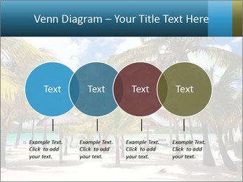 Beautiful tropical beach PowerPoint Template - Slide 32
