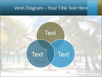 Beautiful tropical beach PowerPoint Template - Slide 33