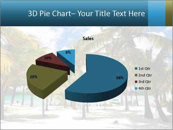Beautiful tropical beach PowerPoint Template - Slide 35