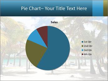 Beautiful tropical beach PowerPoint Template - Slide 36