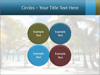 Beautiful tropical beach PowerPoint Template - Slide 38