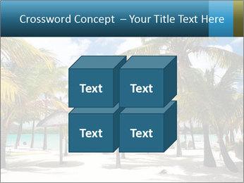 Beautiful tropical beach PowerPoint Template - Slide 39