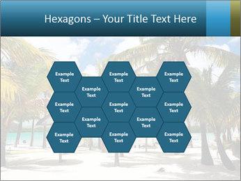 Beautiful tropical beach PowerPoint Template - Slide 44