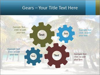 Beautiful tropical beach PowerPoint Template - Slide 47