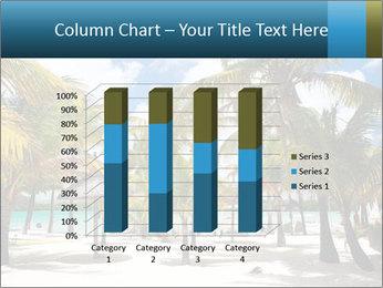 Beautiful tropical beach PowerPoint Template - Slide 50