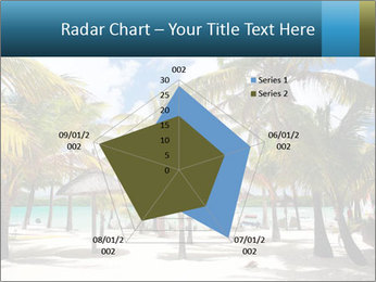 Beautiful tropical beach PowerPoint Template - Slide 51