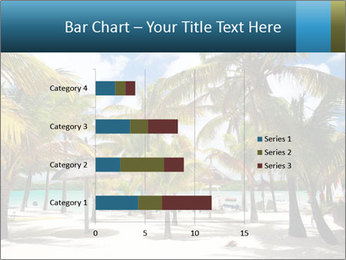 Beautiful tropical beach PowerPoint Template - Slide 52