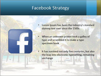 Beautiful tropical beach PowerPoint Template - Slide 6