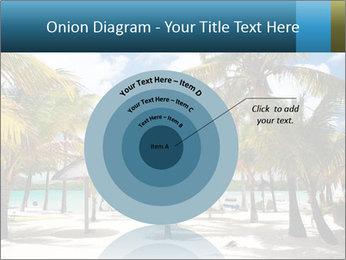 Beautiful tropical beach PowerPoint Template - Slide 61