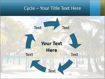 Beautiful tropical beach PowerPoint Template - Slide 62
