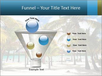Beautiful tropical beach PowerPoint Template - Slide 63