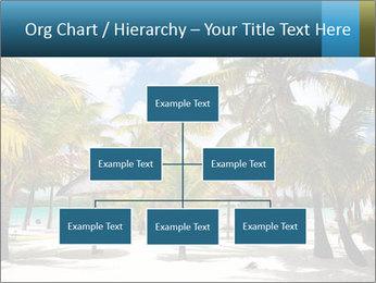 Beautiful tropical beach PowerPoint Template - Slide 66