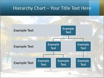 Beautiful tropical beach PowerPoint Template - Slide 67