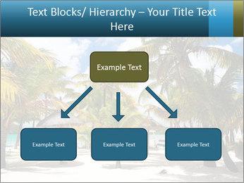 Beautiful tropical beach PowerPoint Template - Slide 69