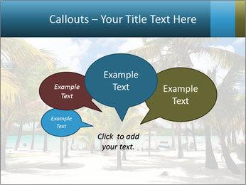 Beautiful tropical beach PowerPoint Template - Slide 73