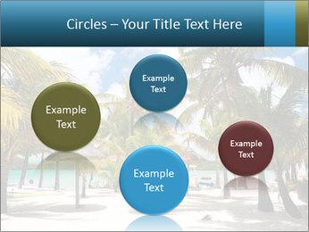 Beautiful tropical beach PowerPoint Template - Slide 77