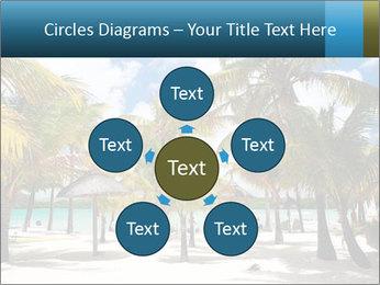 Beautiful tropical beach PowerPoint Template - Slide 78