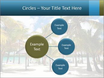 Beautiful tropical beach PowerPoint Template - Slide 79