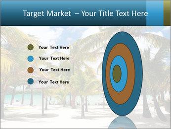 Beautiful tropical beach PowerPoint Template - Slide 84