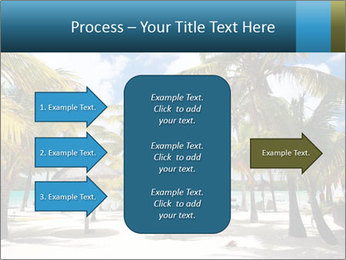 Beautiful tropical beach PowerPoint Template - Slide 85