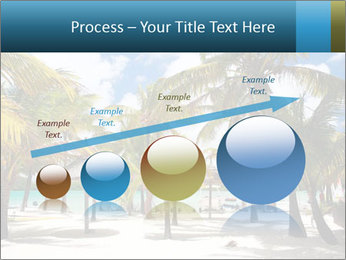 Beautiful tropical beach PowerPoint Template - Slide 87