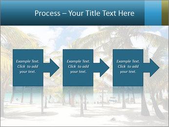 Beautiful tropical beach PowerPoint Template - Slide 88