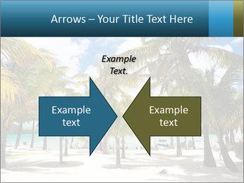 Beautiful tropical beach PowerPoint Template - Slide 90