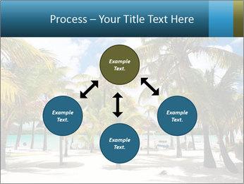 Beautiful tropical beach PowerPoint Template - Slide 91