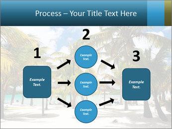Beautiful tropical beach PowerPoint Template - Slide 92